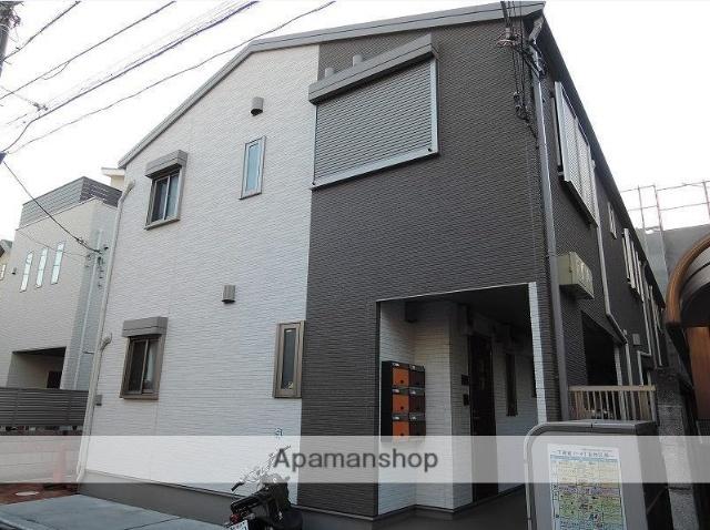 東京都三鷹市、吉祥寺駅徒歩20分の築3年 2階建の賃貸アパート