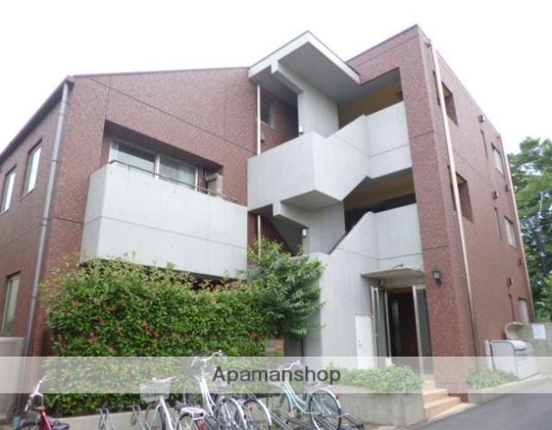 東京都小金井市、武蔵小金井駅徒歩18分の築10年 3階建の賃貸マンション