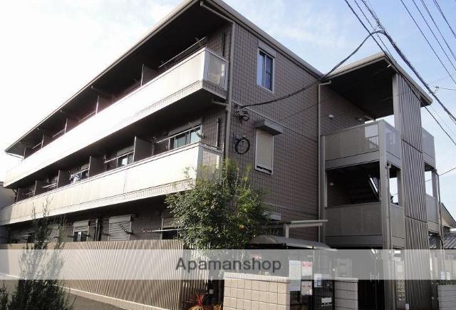東京都三鷹市、三鷹駅バス15分木の実保育園下車後徒歩1分の築5年 3階建の賃貸マンション