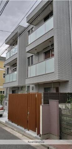 東京都杉並区、浜田山駅徒歩15分の築26年 2階建の賃貸アパート