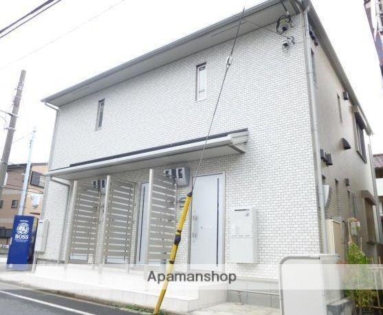 東京都武蔵野市、武蔵境駅徒歩7分の築4年 2階建の賃貸アパート