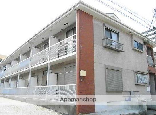 東京都武蔵野市、三鷹駅徒歩15分の築35年 2階建の賃貸アパート