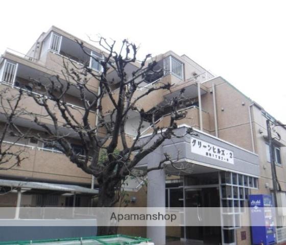 東京都武蔵野市、三鷹駅徒歩18分の築28年 4階建の賃貸マンション