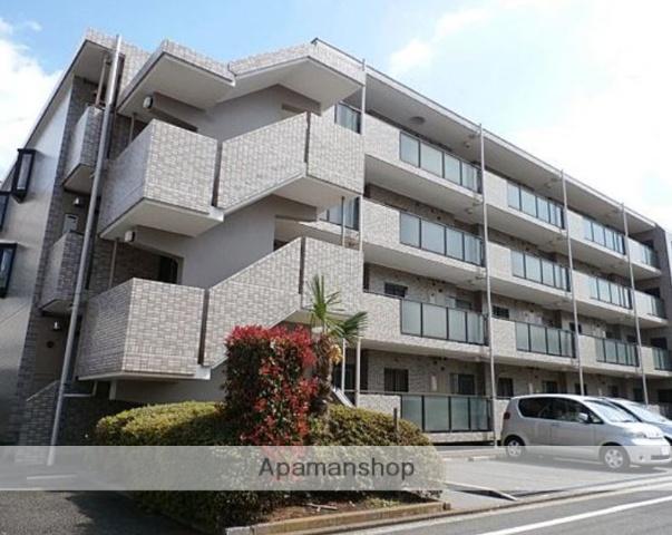 東京都武蔵野市、三鷹駅徒歩17分の築26年 4階建の賃貸マンション