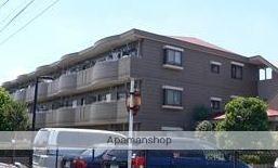 東京都三鷹市、三鷹駅バス7分山中住宅下車後徒歩3分の築21年 3階建の賃貸マンション
