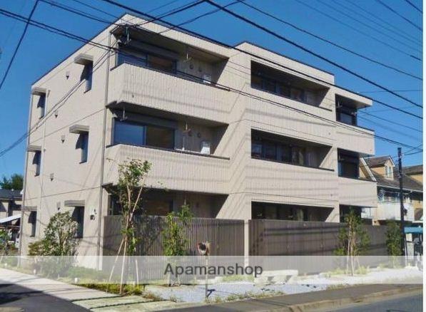 東京都小金井市、武蔵境駅徒歩24分の築3年 3階建の賃貸アパート