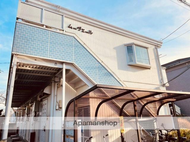東京都武蔵野市、吉祥寺駅徒歩30分の築23年 2階建の賃貸アパート