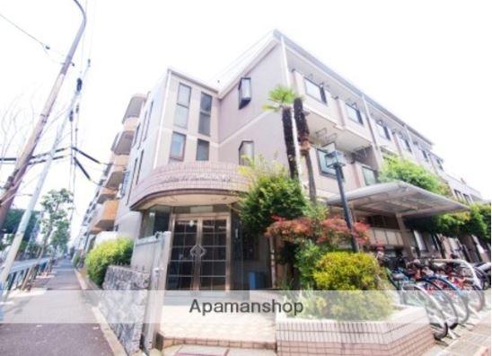 東京都練馬区、吉祥寺駅徒歩20分の築25年 3階建の賃貸マンション