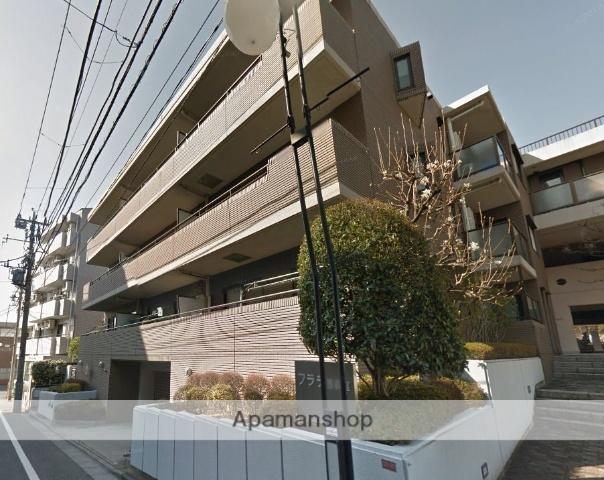 東京都杉並区、荻窪駅徒歩22分の築23年 4階建の賃貸マンション