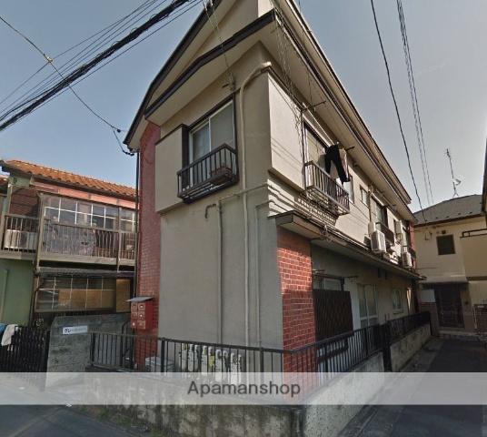 東京都杉並区、久我山駅徒歩6分の築37年 2階建の賃貸アパート