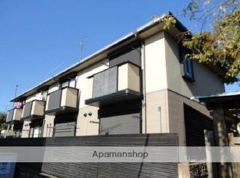 東京都小金井市、武蔵小金井駅徒歩11分の築19年 2階建の賃貸テラスハウス