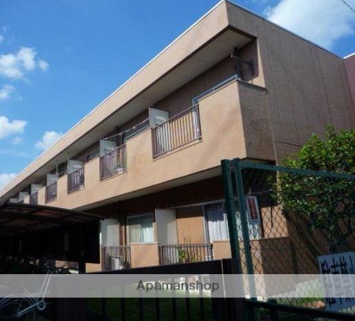 東京都三鷹市、吉祥寺駅徒歩20分の築22年 2階建の賃貸マンション