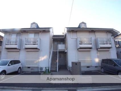 東京都武蔵野市、武蔵境駅徒歩7分の築24年 2階建の賃貸アパート