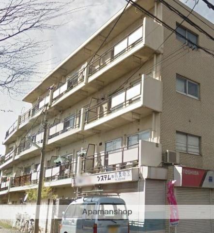 東京都杉並区、八幡山駅徒歩15分の築42年 4階建の賃貸マンション