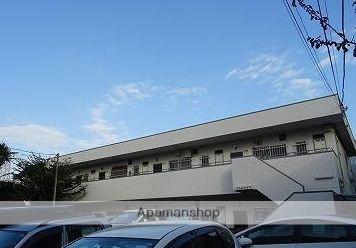 東京都武蔵野市、吉祥寺駅徒歩16分の築31年 2階建の賃貸マンション
