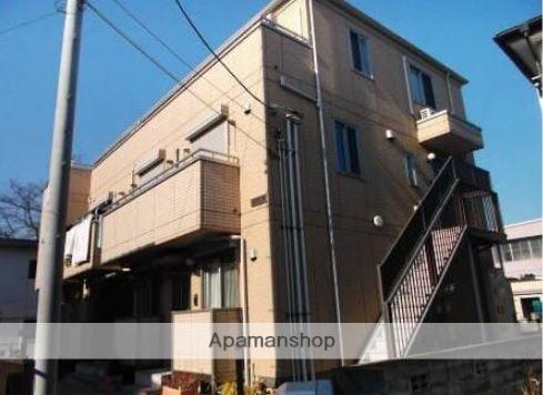 東京都武蔵野市、武蔵境駅徒歩13分の築11年 2階建の賃貸アパート