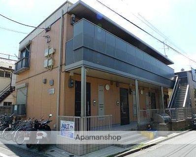 東京都杉並区、明大前駅徒歩20分の築10年 2階建の賃貸アパート