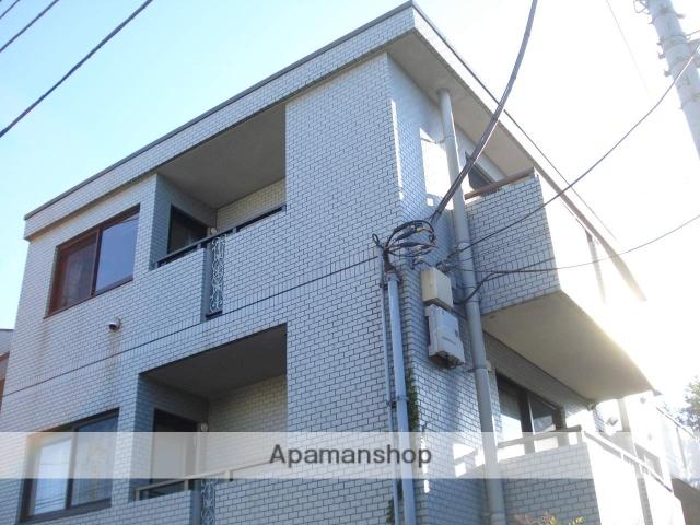東京都杉並区、荻窪駅徒歩25分の築26年 3階建の賃貸マンション