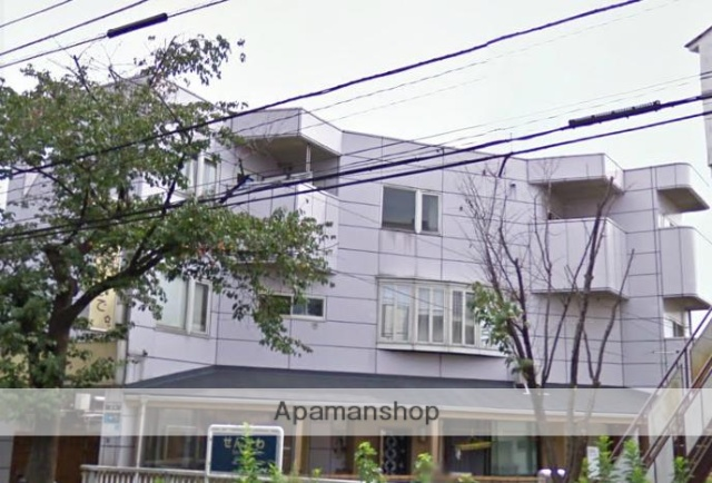 東京都小金井市、武蔵小金井駅徒歩16分の築24年 3階建の賃貸マンション
