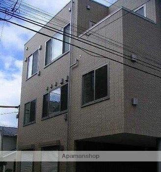 東京都杉並区、荻窪駅徒歩4分の築8年 3階建の賃貸マンション