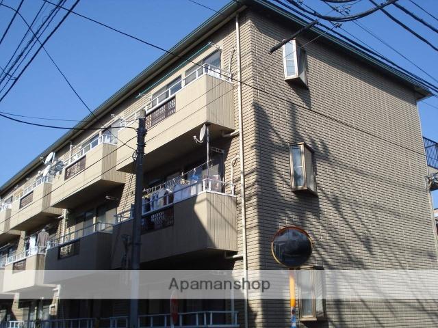 東京都武蔵野市、吉祥寺駅徒歩24分の築28年 3階建の賃貸マンション