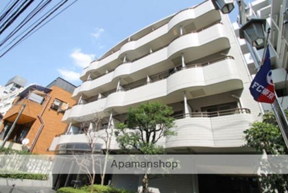 東京都三鷹市、吉祥寺駅バス10分八幡前下車後徒歩13分の築25年 5階建の賃貸マンション