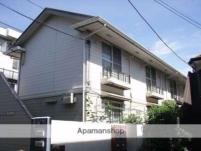 東京都武蔵野市、吉祥寺駅徒歩9分の築25年 2階建の賃貸アパート