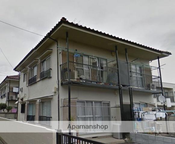 東京都三鷹市、三鷹駅バス7分曙住宅前下車後徒歩4分の築38年 2階建の賃貸アパート