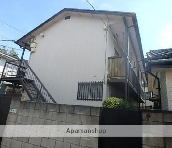 東京都武蔵野市、西荻窪駅徒歩20分の築42年 2階建の賃貸アパート
