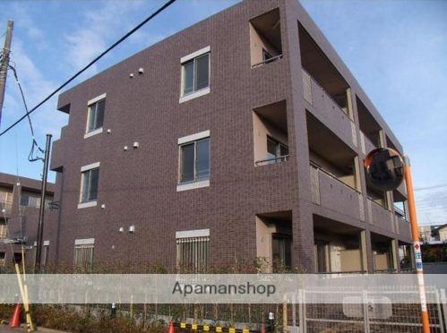 東京都武蔵野市、三鷹駅徒歩24分の築2年 3階建の賃貸マンション