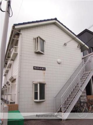 東京都杉並区、富士見ヶ丘駅徒歩19分の築24年 2階建の賃貸アパート