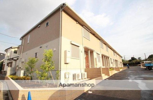 東京都三鷹市、久我山駅徒歩12分の新築 2階建の賃貸アパート