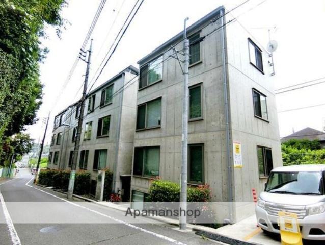 東京都杉並区、明大前駅徒歩13分の新築 4階建の賃貸マンション