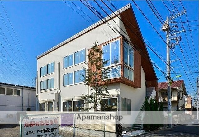 東京都世田谷区、芦花公園駅徒歩9分の新築 2階建の賃貸アパート