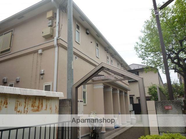 東京都杉並区、久我山駅徒歩18分の築15年 2階建の賃貸アパート