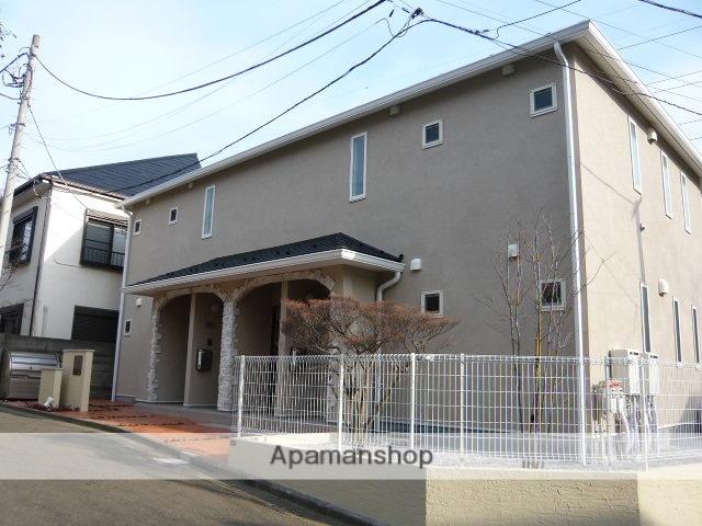 東京都杉並区、永福町駅徒歩15分の築4年 2階建の賃貸アパート