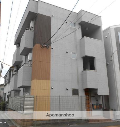 東京都三鷹市、三鷹駅徒歩19分の築7年 3階建の賃貸マンション