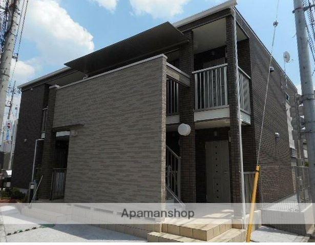 東京都武蔵野市、武蔵境駅徒歩9分の新築 2階建の賃貸アパート