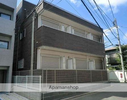 東京都武蔵野市、三鷹駅徒歩20分の新築 3階建の賃貸アパート