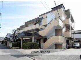 東京都杉並区、永福町駅徒歩26分の築28年 3階建の賃貸マンション