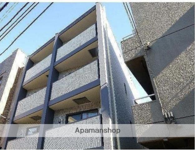 東京都杉並区、荻窪駅徒歩12分の築3年 4階建の賃貸マンション