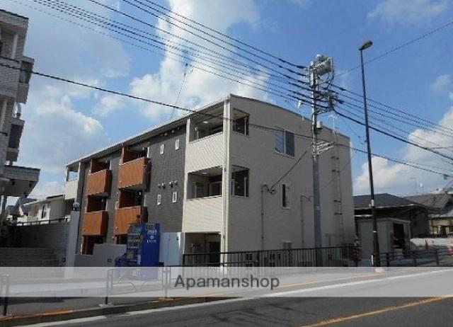 東京都小金井市、東小金井駅徒歩19分の新築 3階建の賃貸アパート