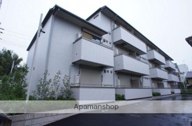 東京都西東京市、東伏見駅徒歩18分の新築 3階建の賃貸アパート