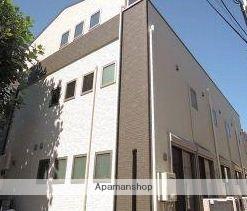 東京都小金井市、東小金井駅徒歩17分の新築 3階建の賃貸アパート