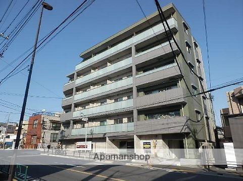 東京都小金井市、東小金井駅徒歩25分の新築 6階建の賃貸マンション