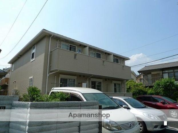 東京都小金井市、東小金井駅徒歩15分の築7年 2階建の賃貸アパート