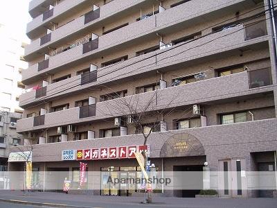 東京都小金井市、東小金井駅徒歩18分の築20年 12階建の賃貸マンション