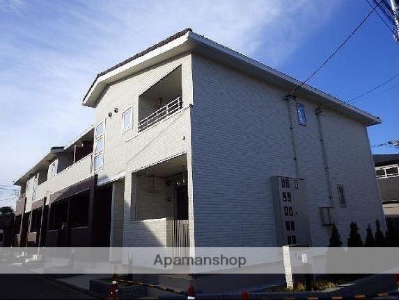 東京都練馬区、吉祥寺駅徒歩22分の築3年 2階建の賃貸アパート