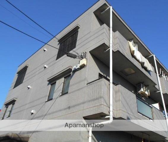 東京都小金井市、東小金井駅徒歩15分の築24年 3階建の賃貸マンション