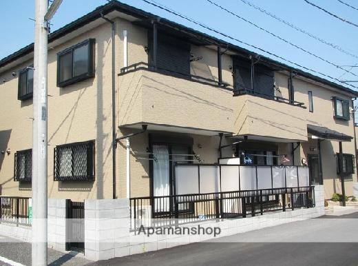 東京都小金井市、東小金井駅徒歩34分の築7年 2階建の賃貸アパート